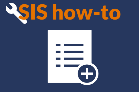 SIS Guide: Waitlists, Swap, and Instructor Permission