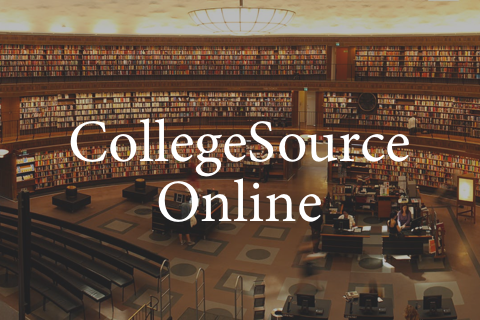 CollegeSource Online