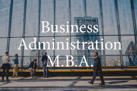 Grad Program: Business Administration (M.B.A.)