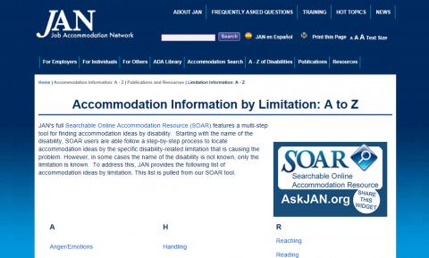 accommodation screenshot