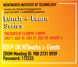 Lunch + Learn: Talking About Transferable Skills