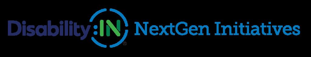 Logo: Disability: IN NextGen Initiatives