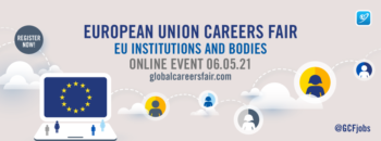Global Careers: European Union Careers Fair