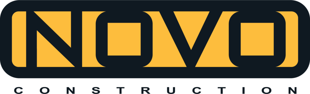 Novo Construction Logo