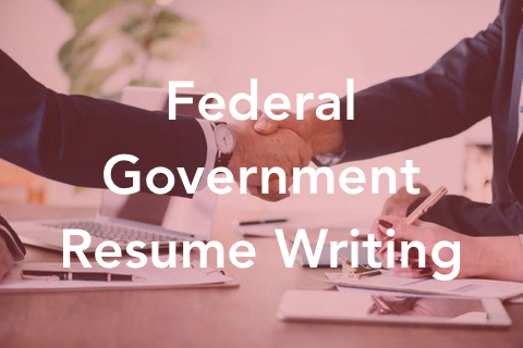 Federal Government Resume Guide
