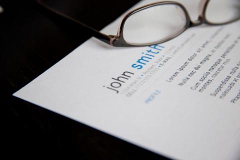 Tailored Resume Worksheet