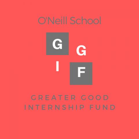 Greater Good Internship Fund