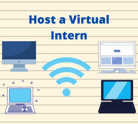 Host A Virtual Intern