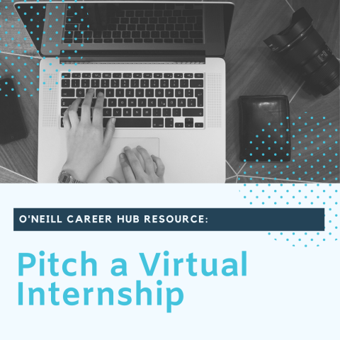 Pitch A Virtual Internship
