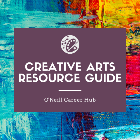 Creative Arts Engagement Resource Guide