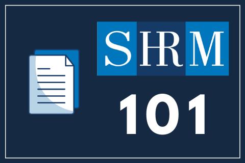 shrm 101