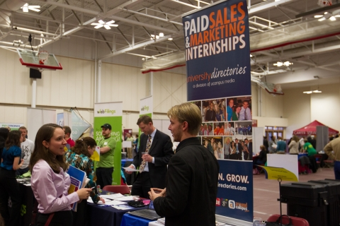 DU Career Fair