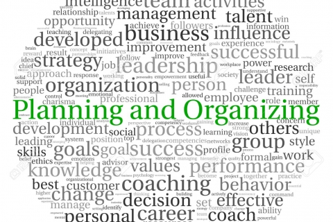 13764428-Planning-and-Organizing-concept-in-word-tag-cloud-on-white-background-Stock-Photo