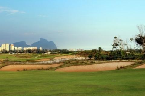 golf course rio