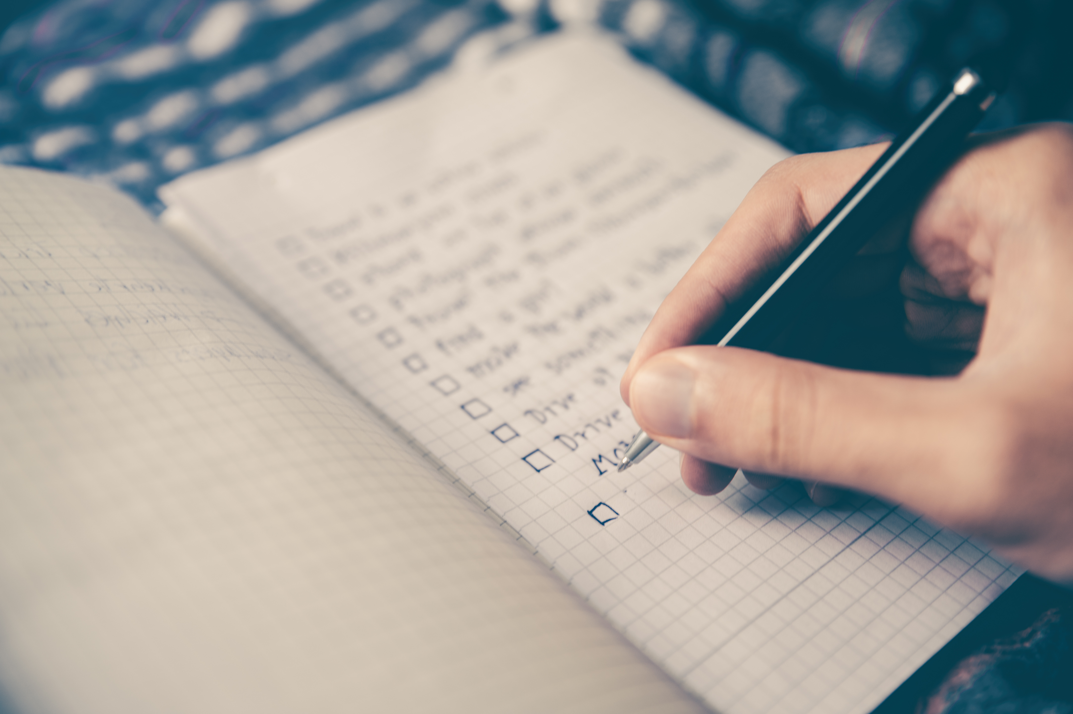 Checklist for Back-to-School Safety and Career Success