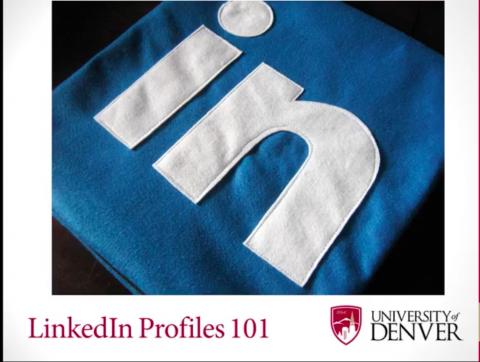 LinkedIn Profiles 101