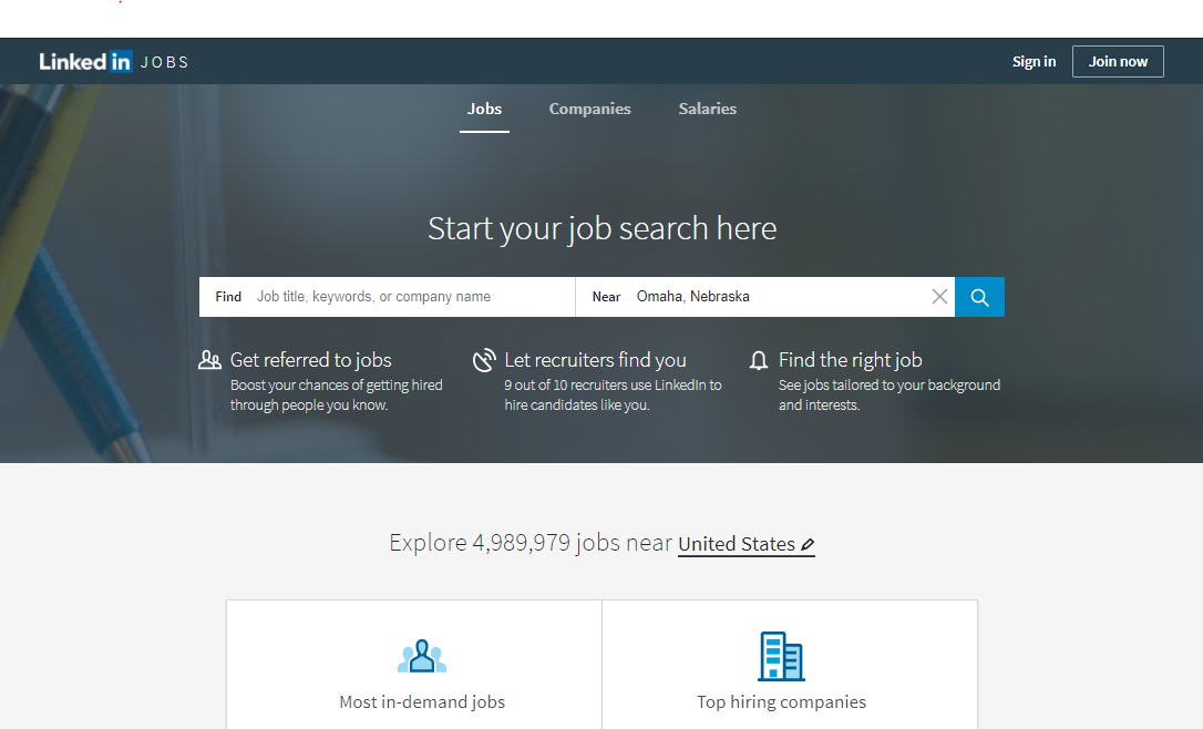 LinkedIn Jobs: It's Not What You Know, It's Who You Know thumbnail image