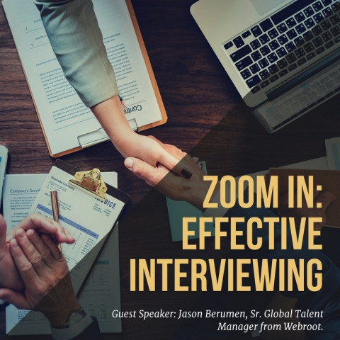 Zoom In: Effective Interviewing