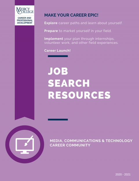 Media, Communications, & Technology Job Search Resource