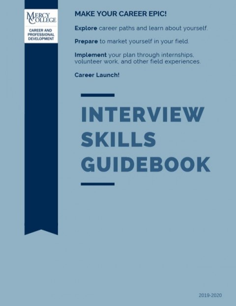 Interview Skills Guidebook – general
