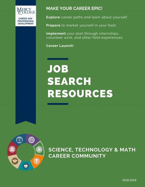 STEM Job Search Resource