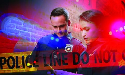 Criminal Justice Major to Career Map