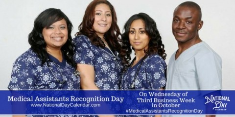 Medical assistants recognition day