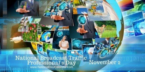 national broadcast traffic professionals day