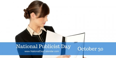 national publicist day
