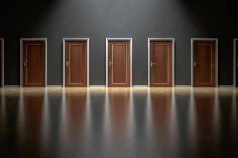 Choices- doors