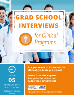 Grad School Interviews for Clinical Programs (4)