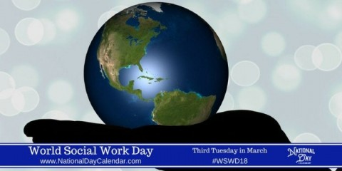 world social worker day