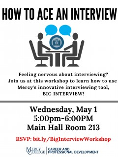 The Big interview workshop (2)