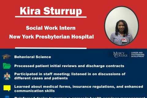 Kira Sturrup spotlight