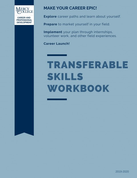 Transferable Skills Workbook