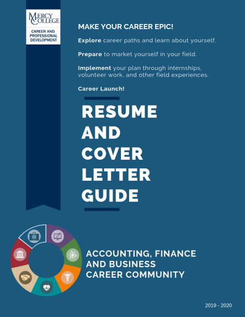 Accounting, Finance and Business Resume and Cover Letter Guide
