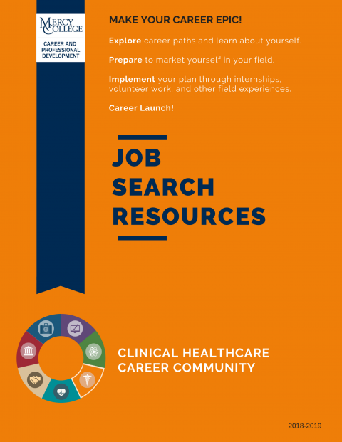 Clinical Healthcare Job Search Resource