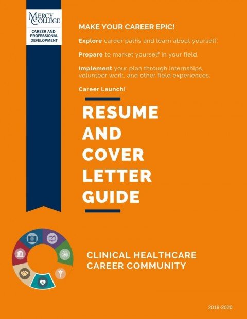 Clinical Healthcare Resume and Cover Letter Guide