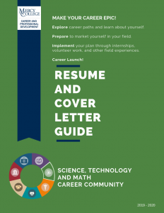 STEM Resume and Cover Letter Guide