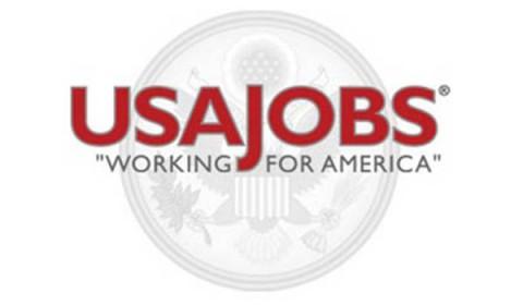USAjobs logo