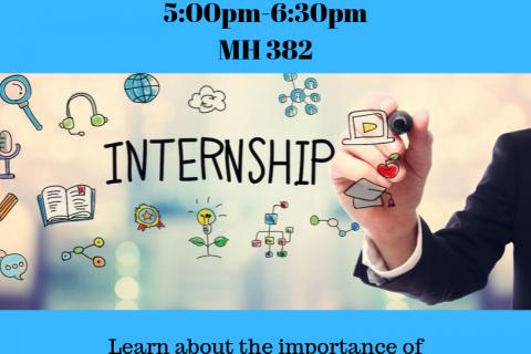 Your first internship