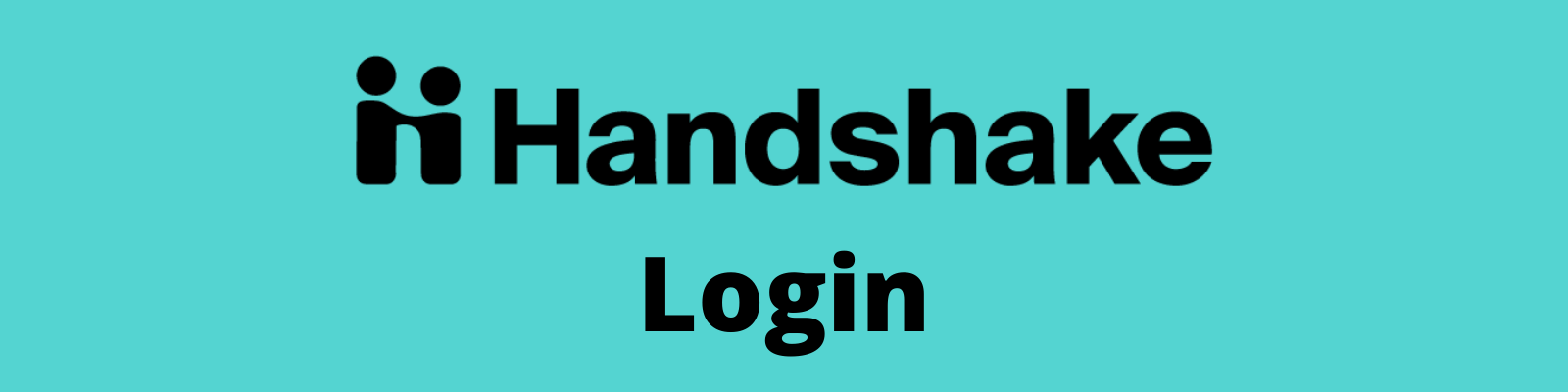 Handshake Login Button