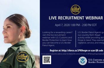Border Patrol Agent Webinar