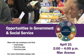 CANCELLED MercyManhattan Government and Social Service Career and Internship Fair
