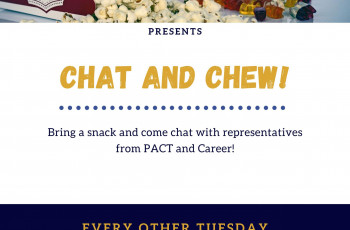 SYE Chat and Chew