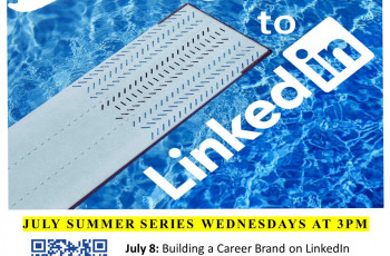 Dive IN to Linked IN: Building a Career Brand on LinkedIn