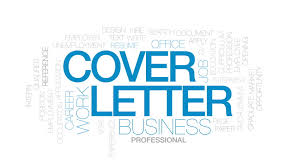 Word cloud_cover letter