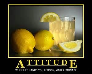 lemons-attitude quote