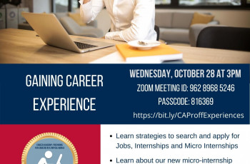 Career Academy: Gaining Career Experience