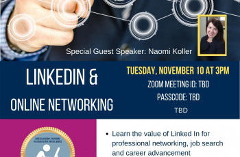 Career Academy: Linked In and Online Networking